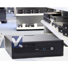 HP EliteDesk 800 G1 SFF Intel Core i5 4570 3200MHz 4GB DDR3 128GB SSD Slim DVD-RW Slim Desktop