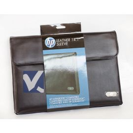 HP Leather Ultra Portable Sleeve 14.1""