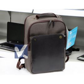 HP Executive Brown Backpack 15.6""