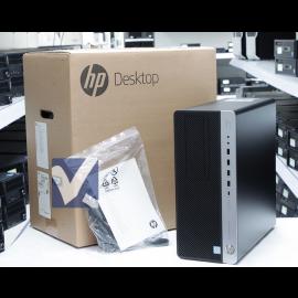 HP EliteDesk 800 G4 TWR Intel Core i7 8700 3200MHz 16GB DDR4 512GB M.2 NVMe SSD Mini Tower