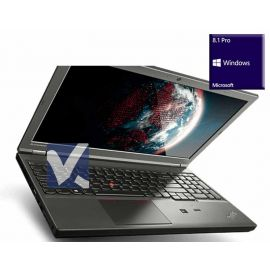 "Lenovo ThinkPad W540 Intel Core i7 4600M 2900MHz 8GB DDR3L 500GB SATA 15.6"" 1920x1080 Full HD"